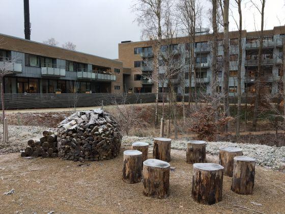 Skovhuset, Hillerød